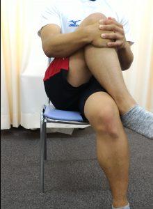 梨状筋症候群のテスト方法