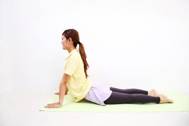 腰椎分離症によくない体操