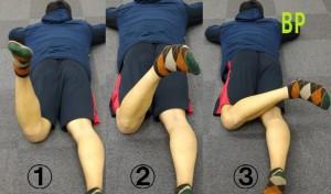 股関節外旋筋エクササイズ