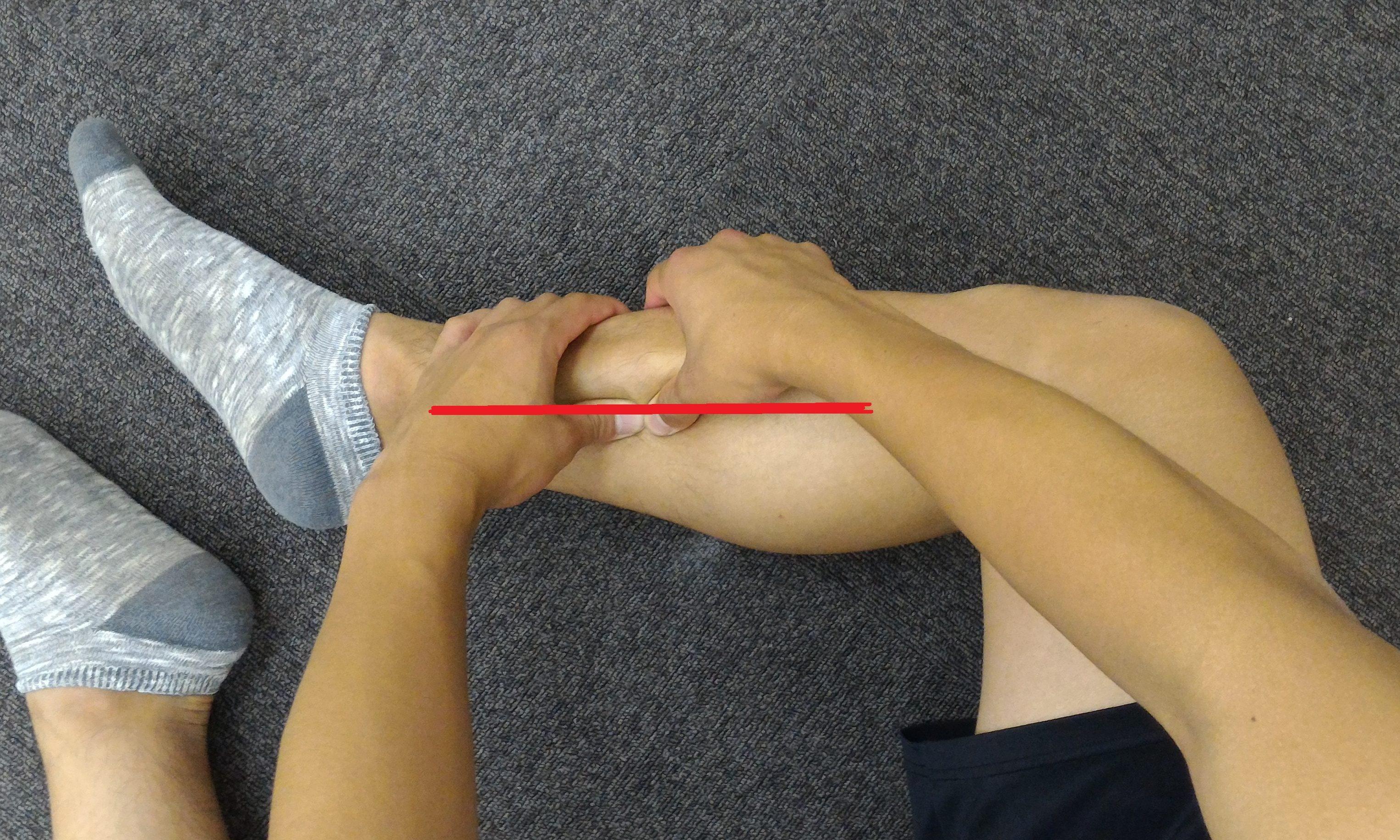 長趾屈筋の治療