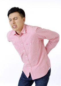 剣道での腰痛