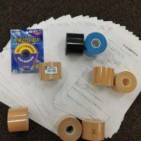 キネシオテープの比較