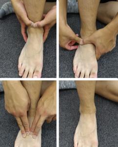 足首の動きをよくする方法